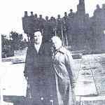 М.Г.Адкина - после войны